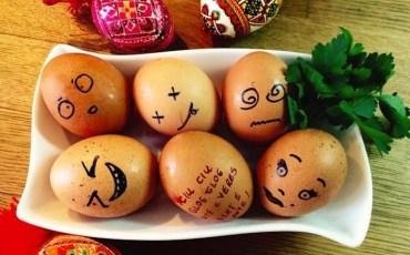 Dita e veres gününe özel hazırlanan yumurtalar