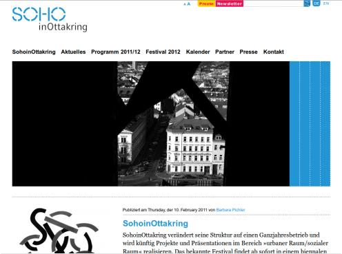 SOHO blog