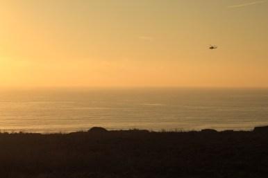 Sur la route de San Diego, passage par Camp Pendleton, principale base des US Marines sur la côte Ouest des Etats-Unis.