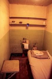 Une cellule typique, 1,5 m x 3 m