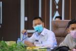 Kepala Dinas PUPR Kota Pekanbaru Indra Pomi Nasution