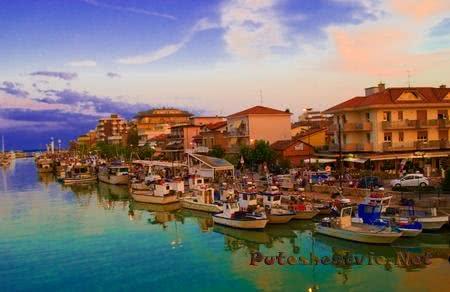 Отдых в Италии в городе-курорте Римини на Адриатическом море