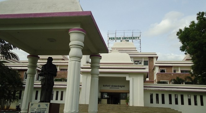 சிண்டிகேட் கூட்டம்: முழு பூசணிக்காயை சோற்றில் மறைத்த பெரியார் பல்கலை! #PeriyarUniversity