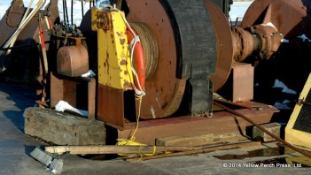 barge equipment