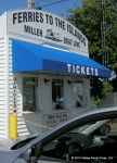 Miller Boat Line tickets