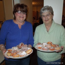 Fastnacht Bakers Put in Bay