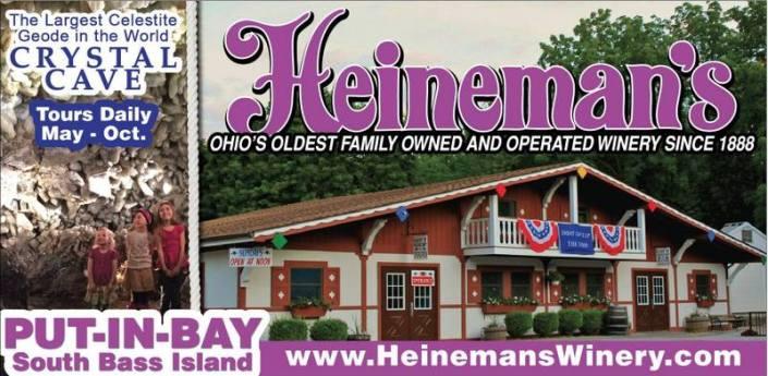 Heineman Winery Put in Bay
