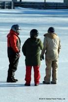 Put in Bay Ice Sailors