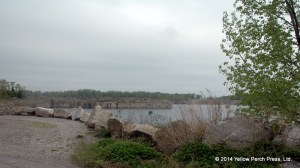 Kelleys Island quarry