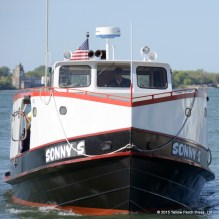 Middle Bass Ferry