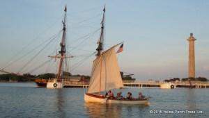 Niagara Longboat