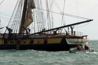 Niagara supply boat