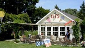 DJ's Ice Cream Put in Bay