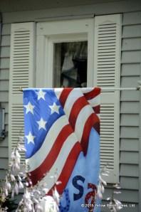 banner flag Put in Bay