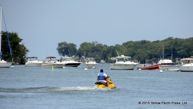 jetski Put in Bay
