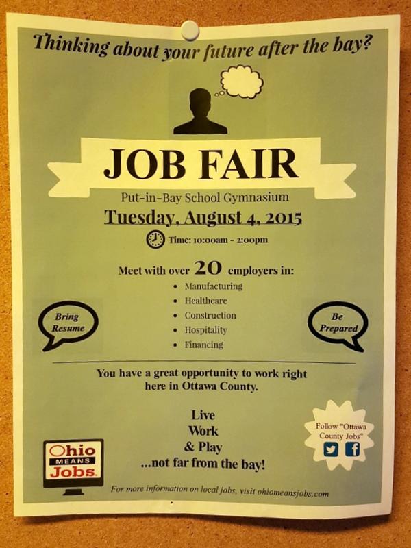 Ottawa County Ohio Job Fair
