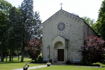 Catholic Church Put in Bay