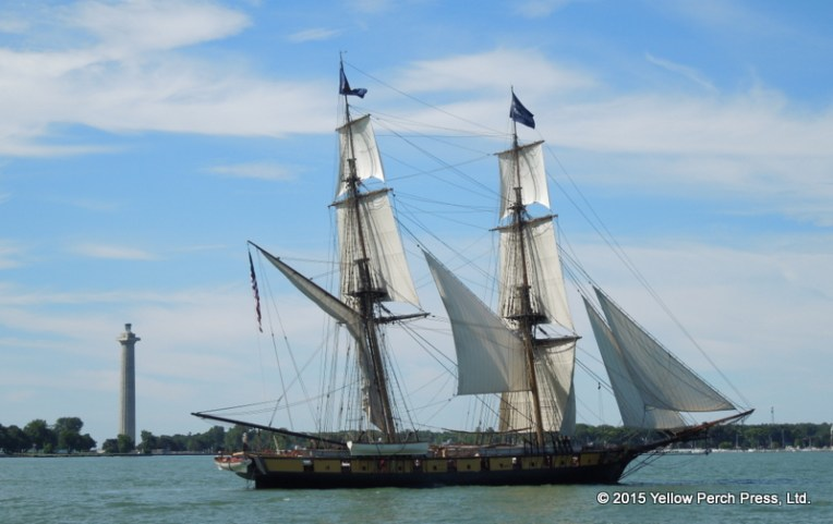 Brig Niagara Put-in-Bay