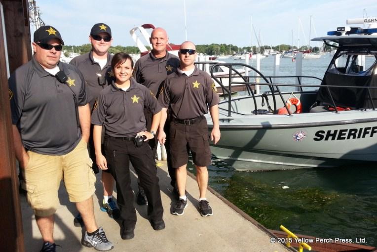 Ottawa County Sheriff Team