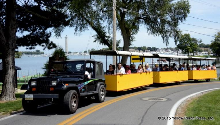 Tour Train Put in Bay