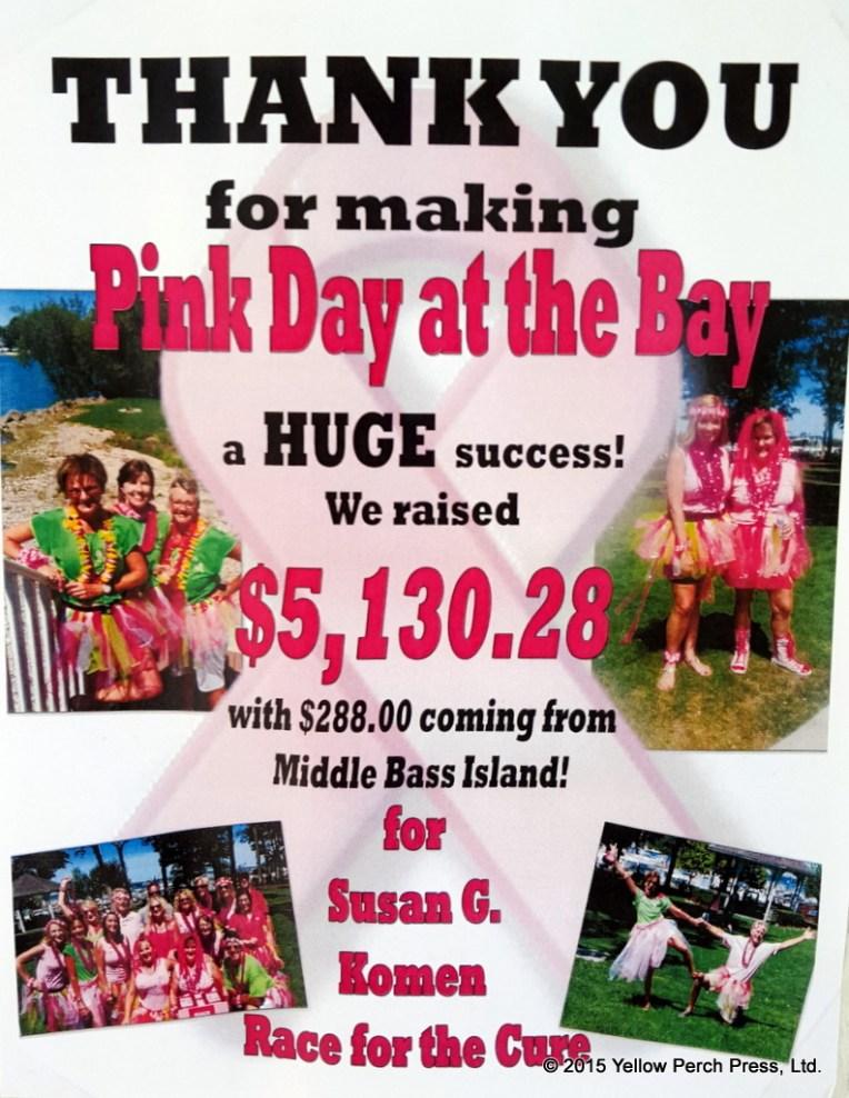 Pink at the Bay