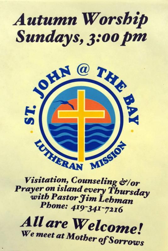 Lutheran Church Put in Bay