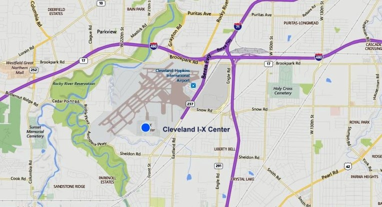Cleveland I-X Center