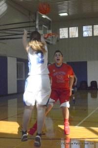basketball at Put in Bay
