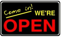 open at Put in Bay