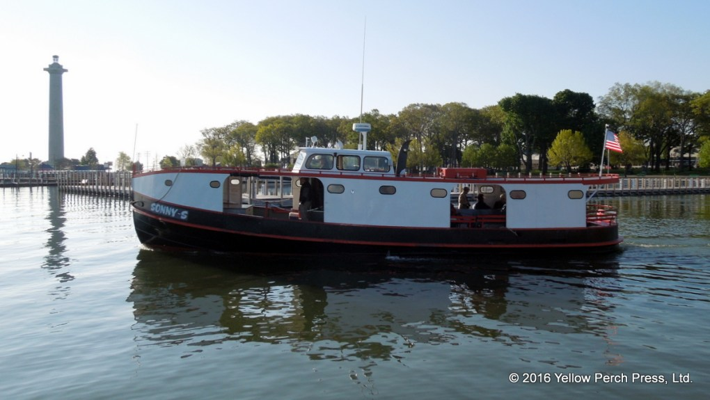Middle Bass Island ferry service