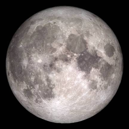 Full Moon / NASA