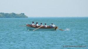 Perry's Longboat