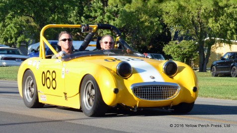 Put in Bay sports car races