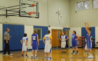 Put in Bay basketball