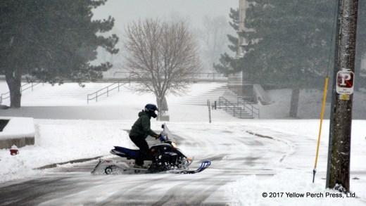 Put in Bay winter