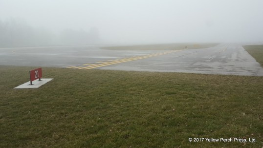 Put in Bay fog