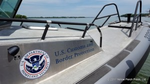 Homeland Security Put in Bay