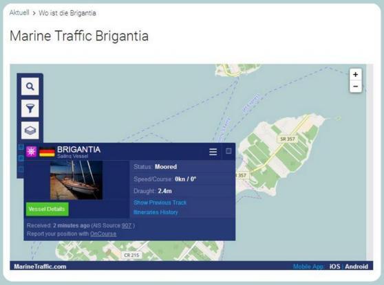 Put in Bay_Brigantia