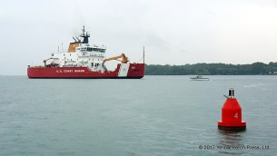Coast Gurard Cutter Mackinaw