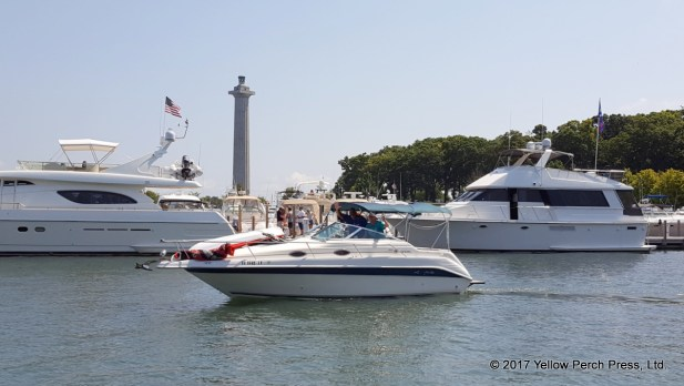 Put in Bay boating