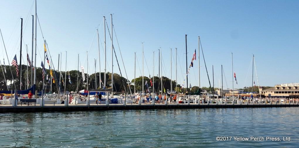 Put in Bay fall regatta