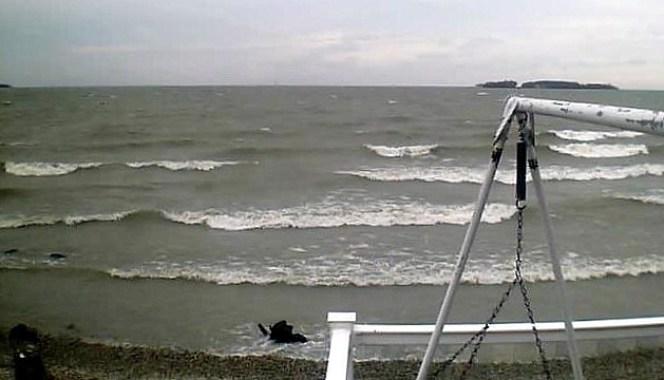 Lake Erie webcam