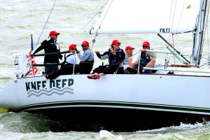 Mills Race to Put in Bay
