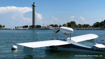 Put in Bay seaplane