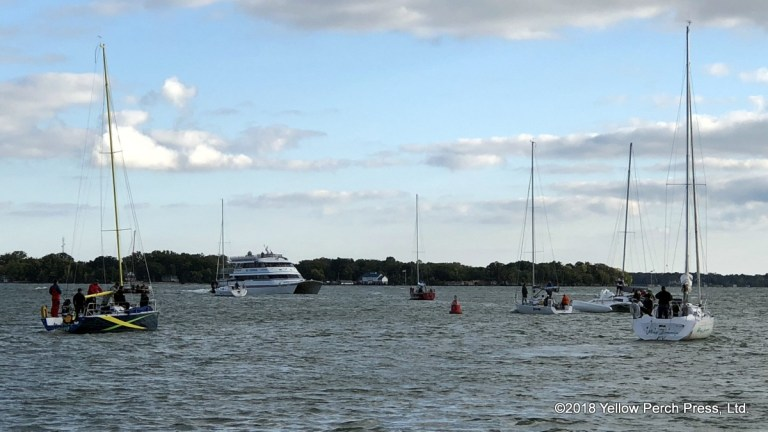 8th Annual George C. O'Connell Fall Bay Regatta