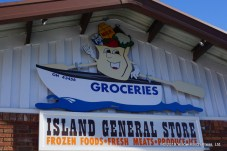 grocery store at Put in Bay