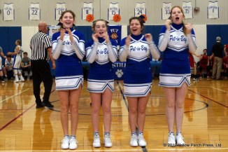 Put in Bay Cheerleaders