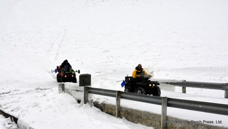ice ramp