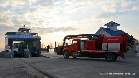 First ferry 2019