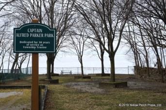 Captain Alfred Parker Park